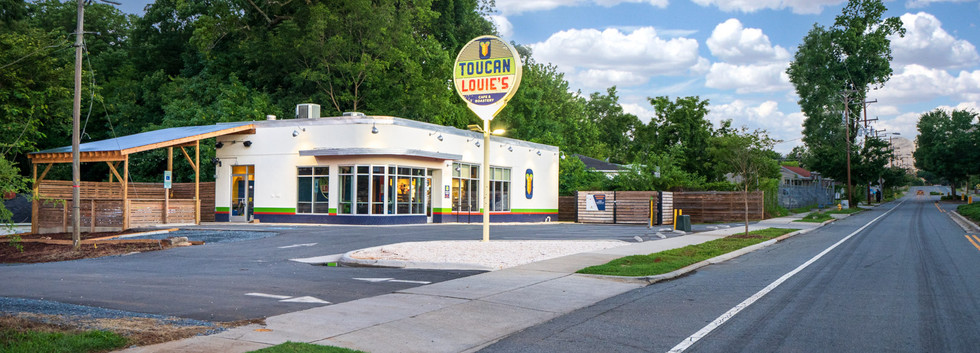 Toucan Louie's - Street View