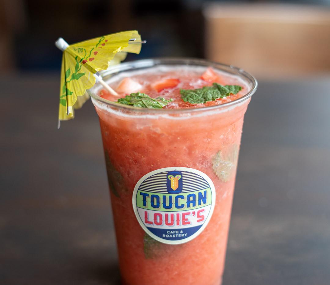 Toucan Louie's - Fruit Smoothie