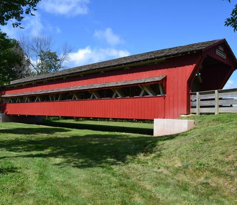 Pottersburg Covered Bridge