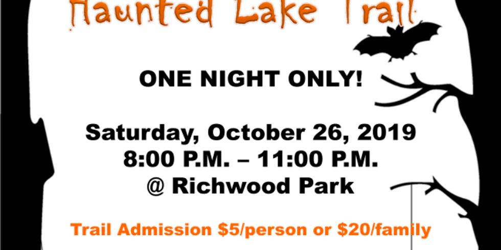 Richwood Park Haunted Lake Trail