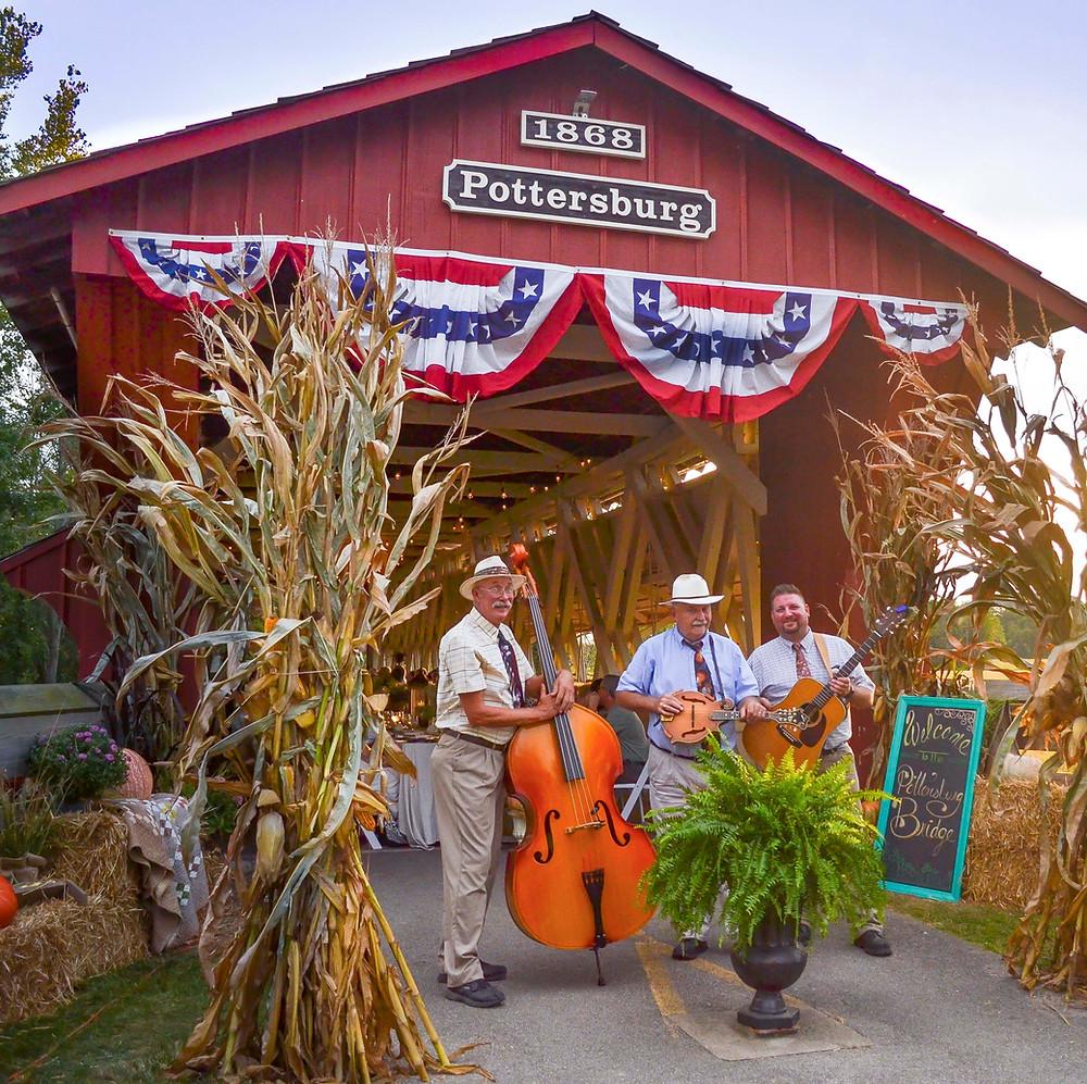 Covered Bridge Bluegrass Festival