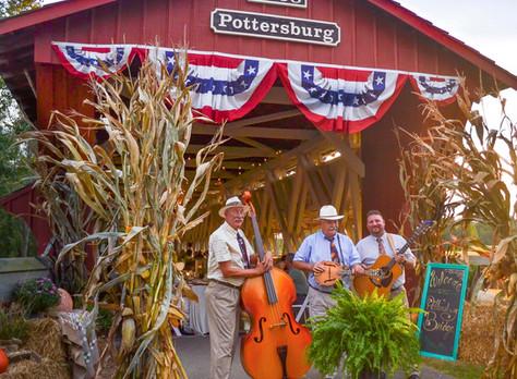 10th Annual Covered Bridge Bluegrass Festival