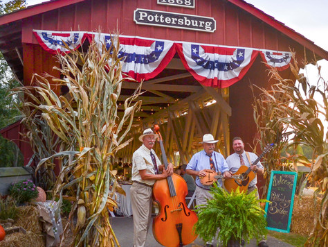 10th Annual Covered Bridge Bluegrass Festival