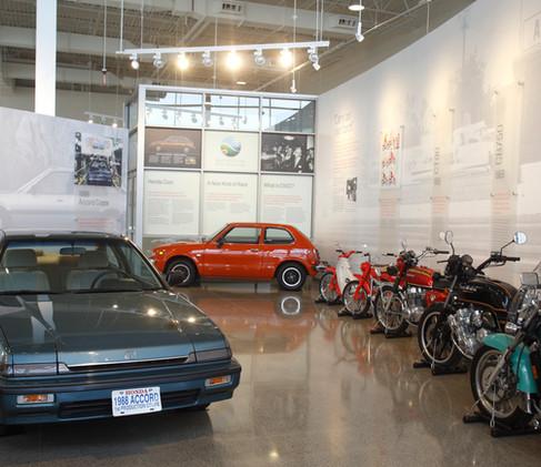 Honda Heritage Center