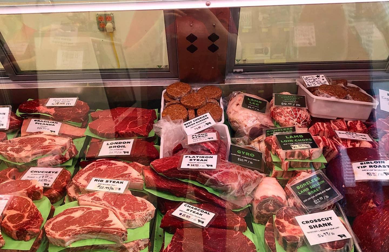 Bluescreek meats