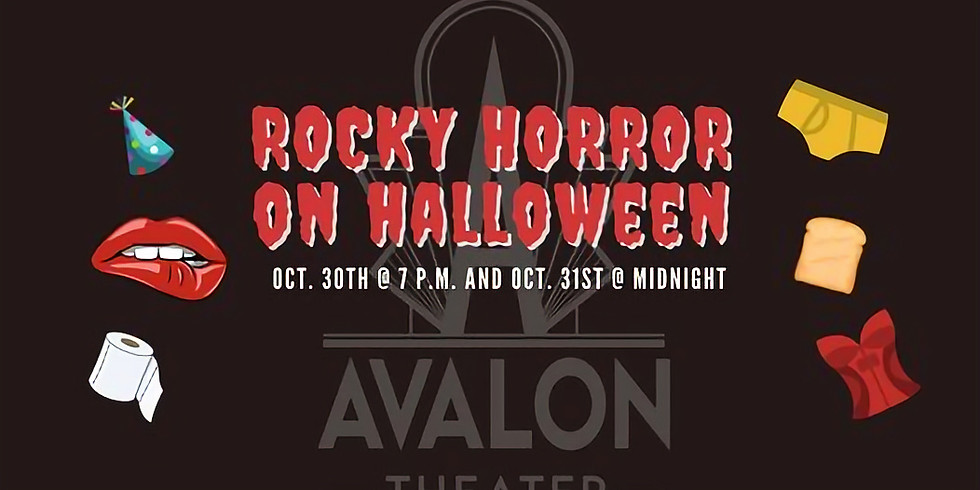 Rocky Horror on Halloween