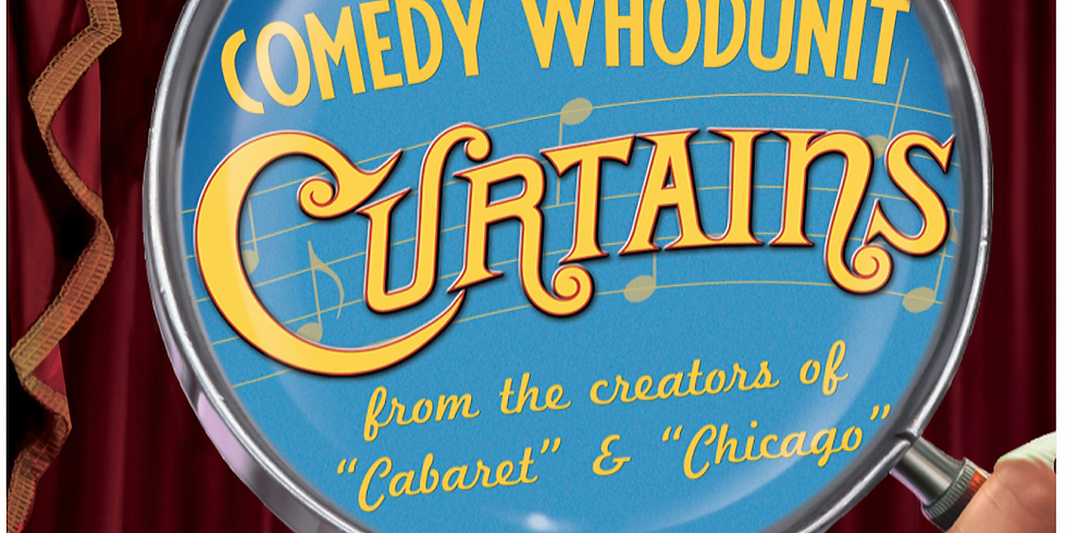 """Silver Scene Players Presents """"Curtains"""""""