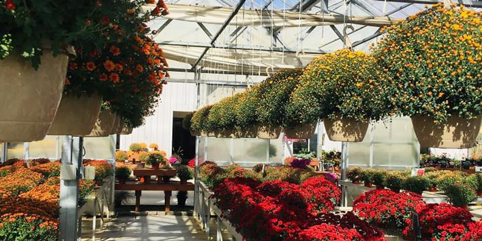 20th Season Opening Day - Dutch Mill Greenhouse