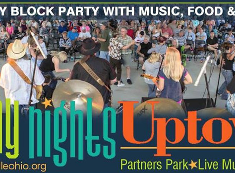 Concerts Friday Nights Uptown