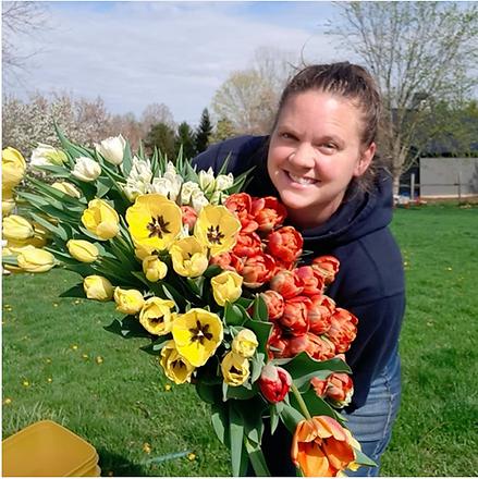 Jen's Flower Garden
