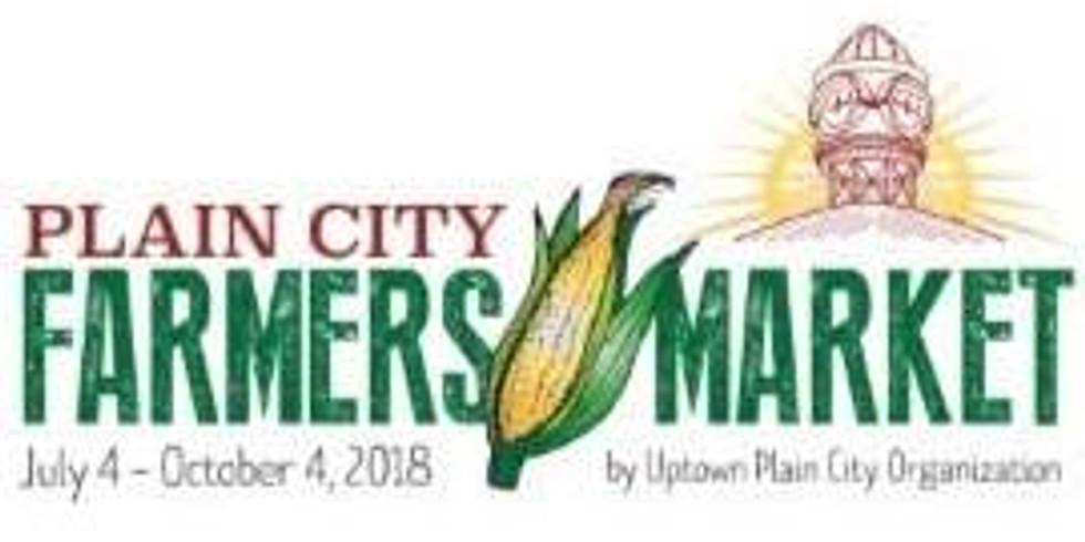 Last Plain City Farmer's Market