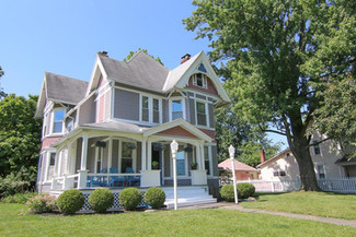 Reuben L. Partridge Home Listed in the National Register of Historic Places