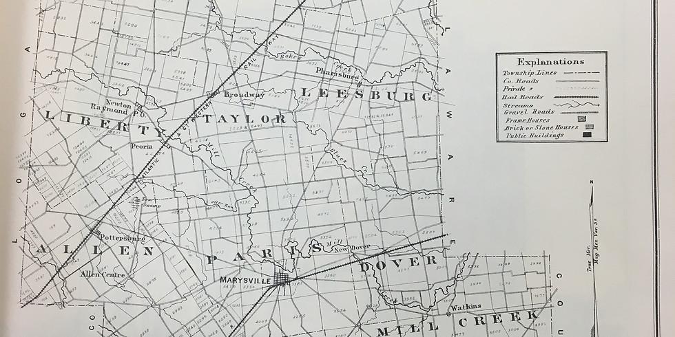 Creating Union County – how Union County Ohio began