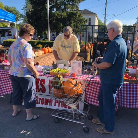 Plain City Farmers Market