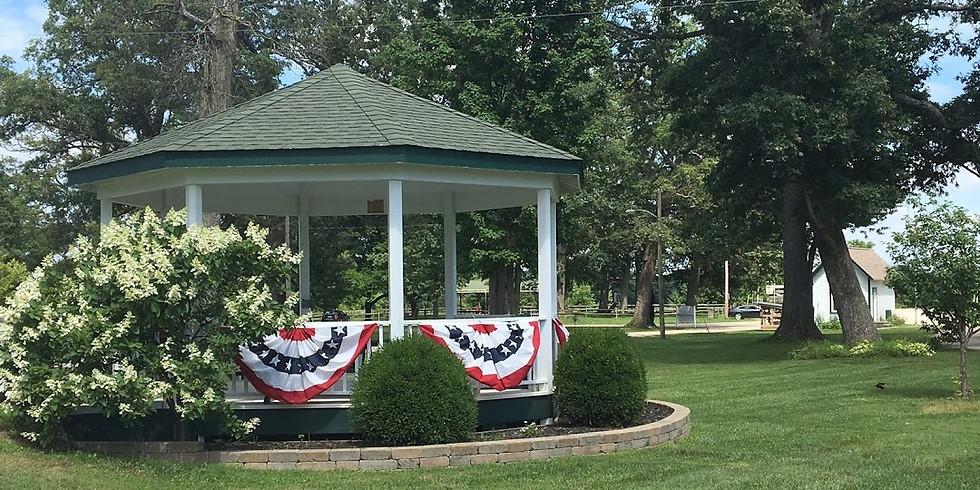Bluegrass and BBQ Memorial Day Weekend