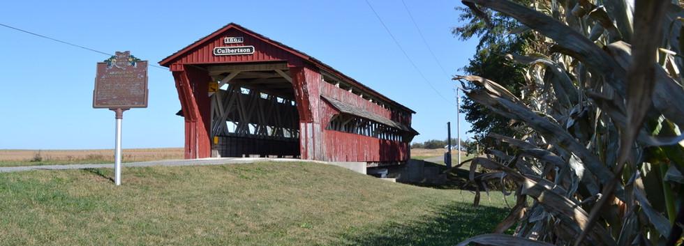Culbertson Covered Bridge