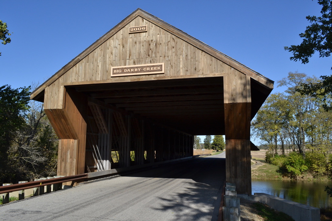 Buck Run Covered Bridge