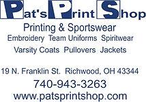 Pat's Print Shop