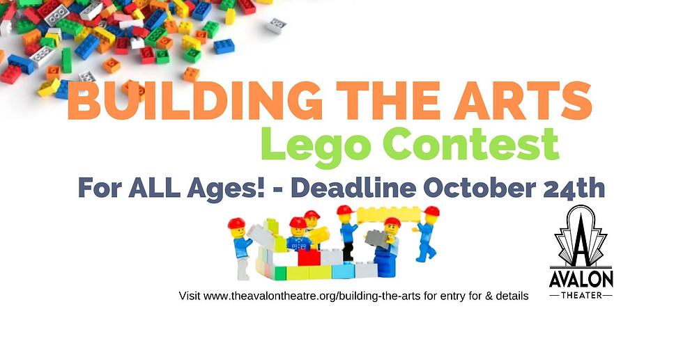 Building the Arts Lego Displays