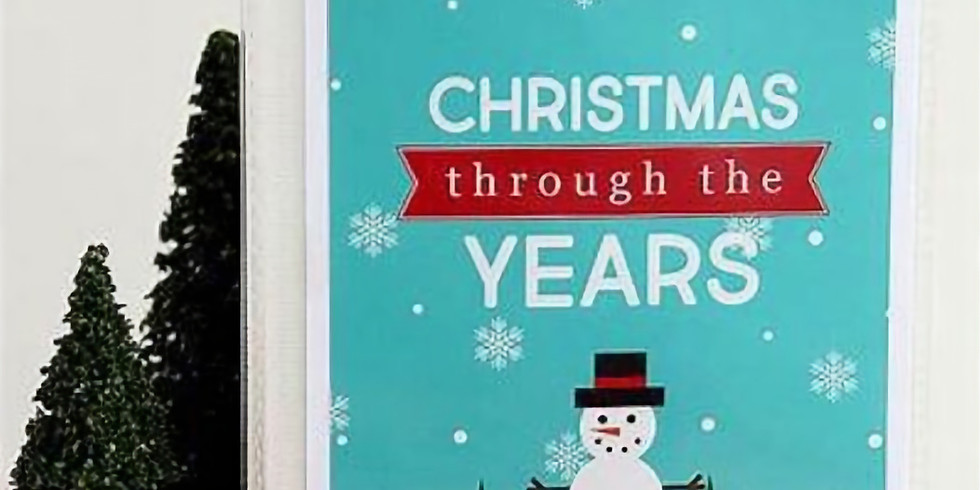 Christmas Through The Years - Union County Singsations