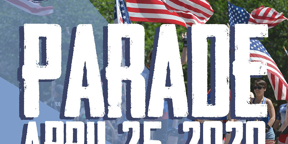 To be RESCHEDULED - Union County Bicentennial Parade