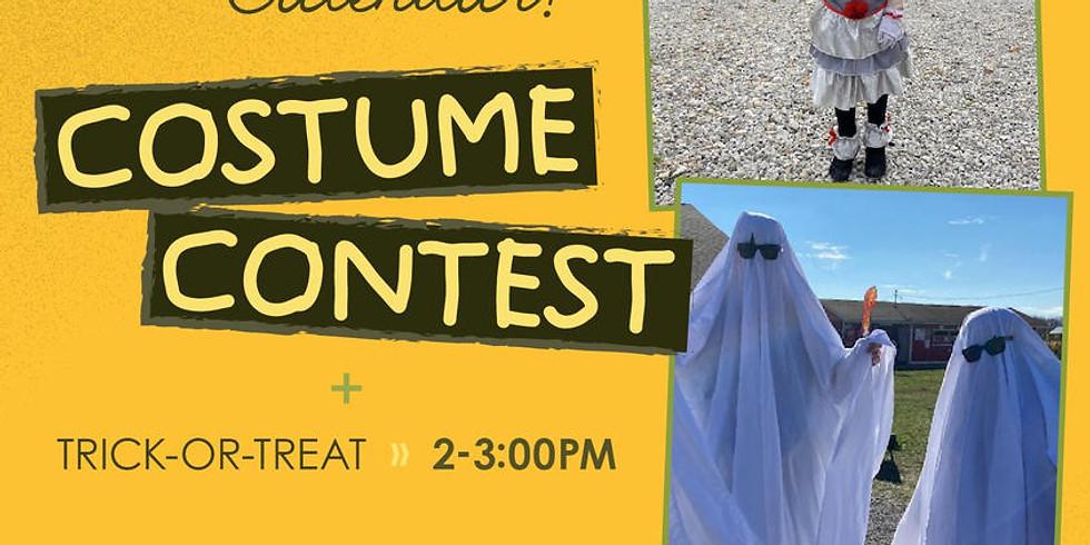 Trick or Treat & Costume Contest