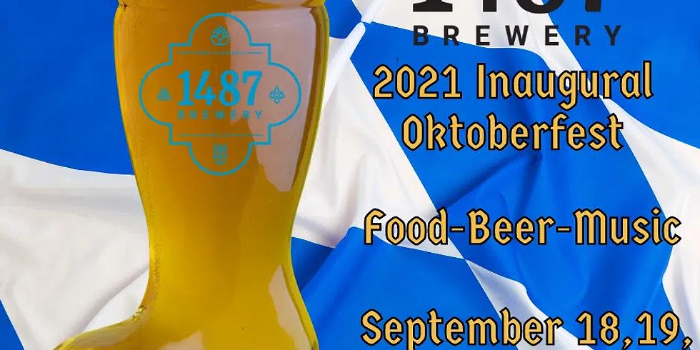Oktoberfest@1487 Brewery