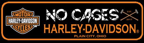 No Cages Harley Davidson.png