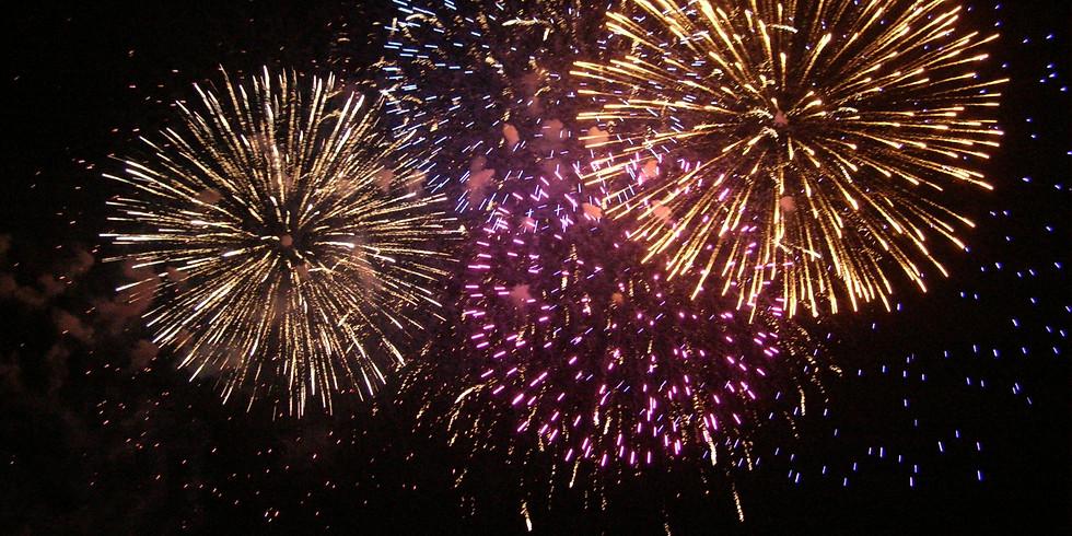 Plain City Fireworks