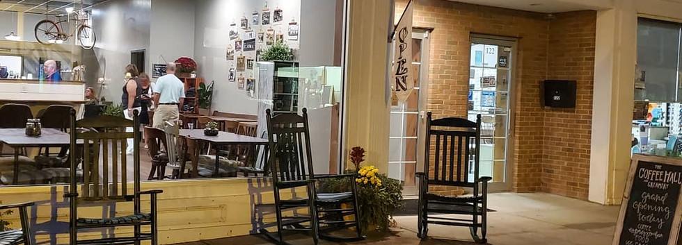 Coffee Hall and Creamery