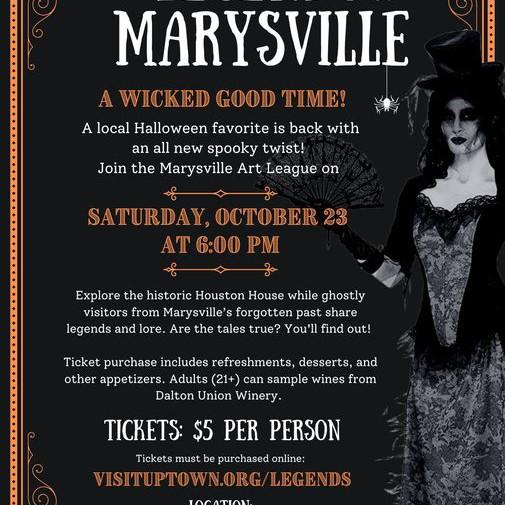 The Legends of Marysville