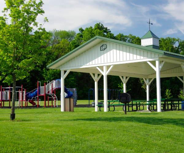 Jerome Township Hall