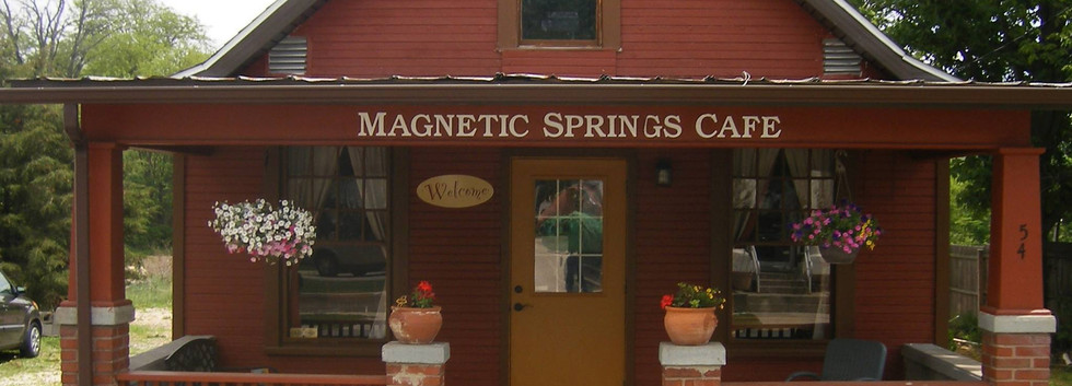 Magnetic Springs Cafe