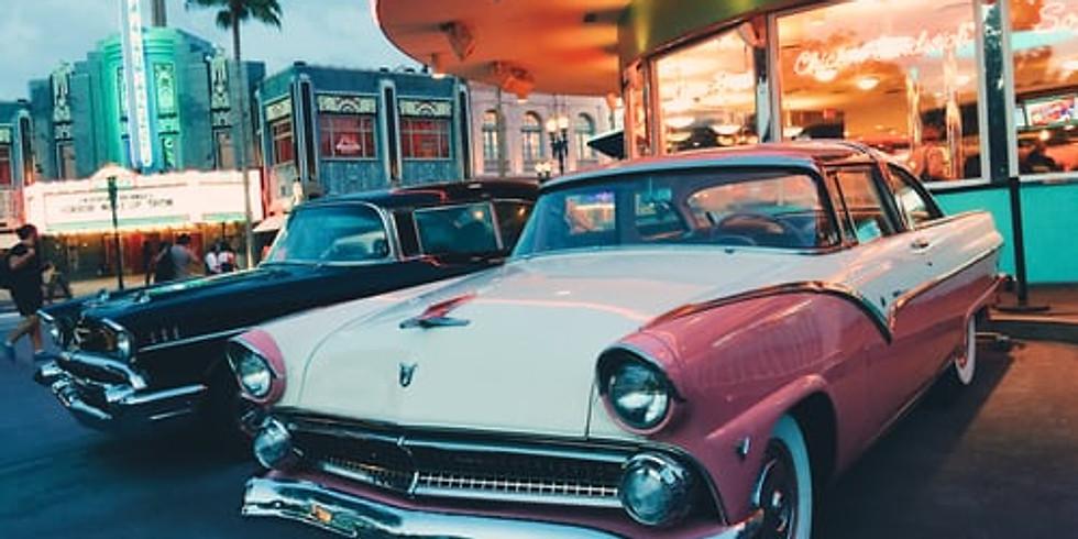 Classic Car Cruise In