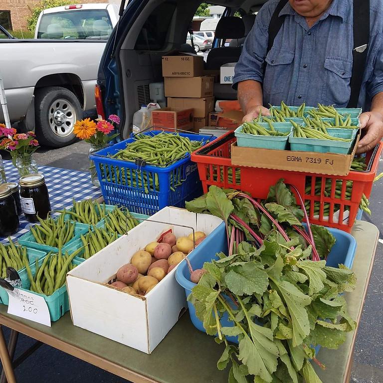 Richwood Farmers Market
