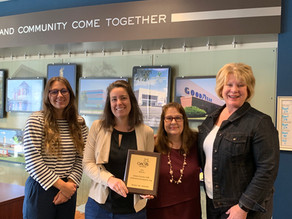UNION COUNTY CVB RECOGNIZED FOR WORK