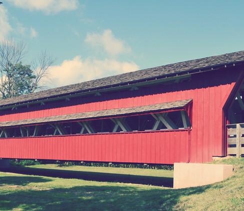 Union County Covered Bridge