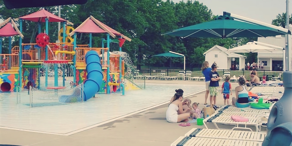 Plain City Pool Opens