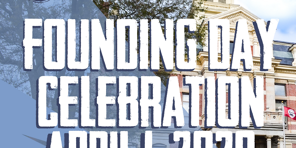 To be RESCHEDULED - Union County Bicentennial Opening Ceremony