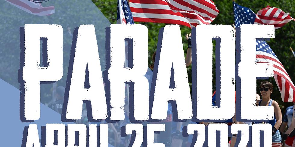 TO BE RESCHEDULED - Bicentennial Parade