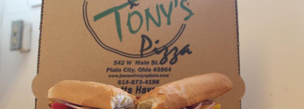 Jan and Tony's
