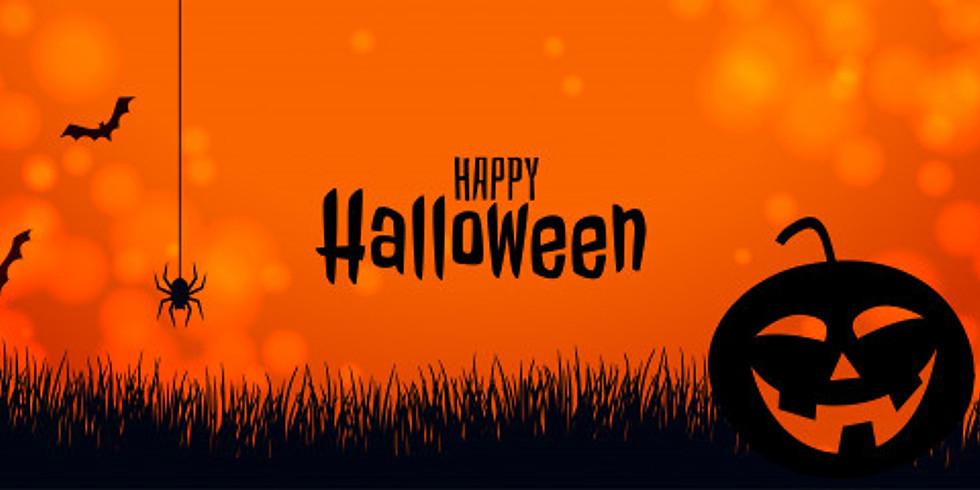 Halloween Scavenger Hunt At Glacier Ridge Metro Park