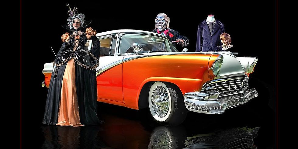 Classic Car Spooktacular