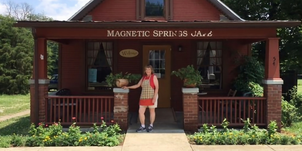 Magnetic Springs Cafe 5 Year Anniversary