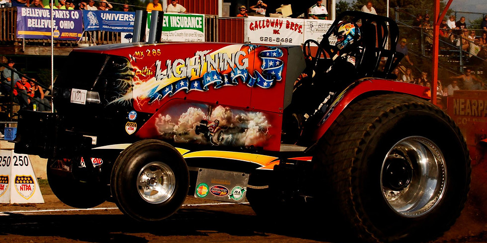 The Delynn Kale Memorial Truck and Tractor Pull