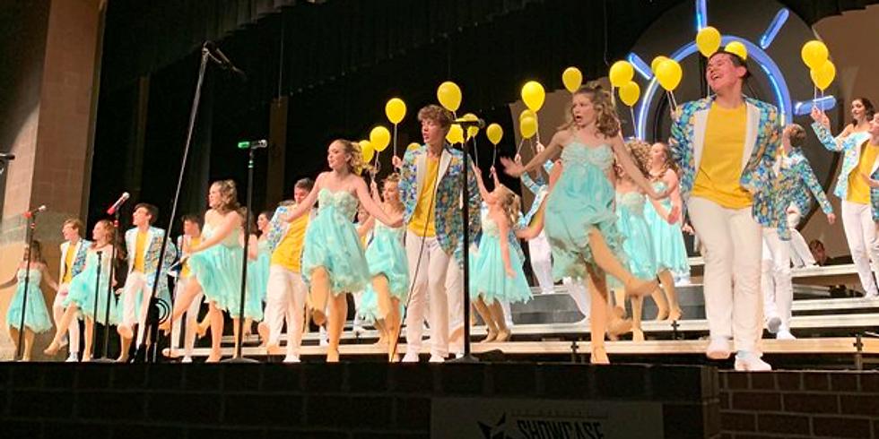 Marysville High School Show Choir Event