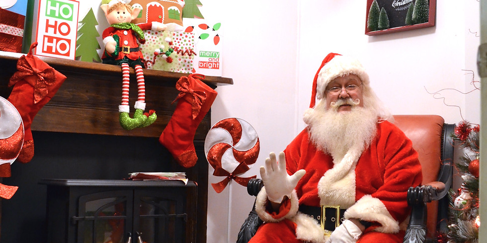 Visit Santa in Marysville