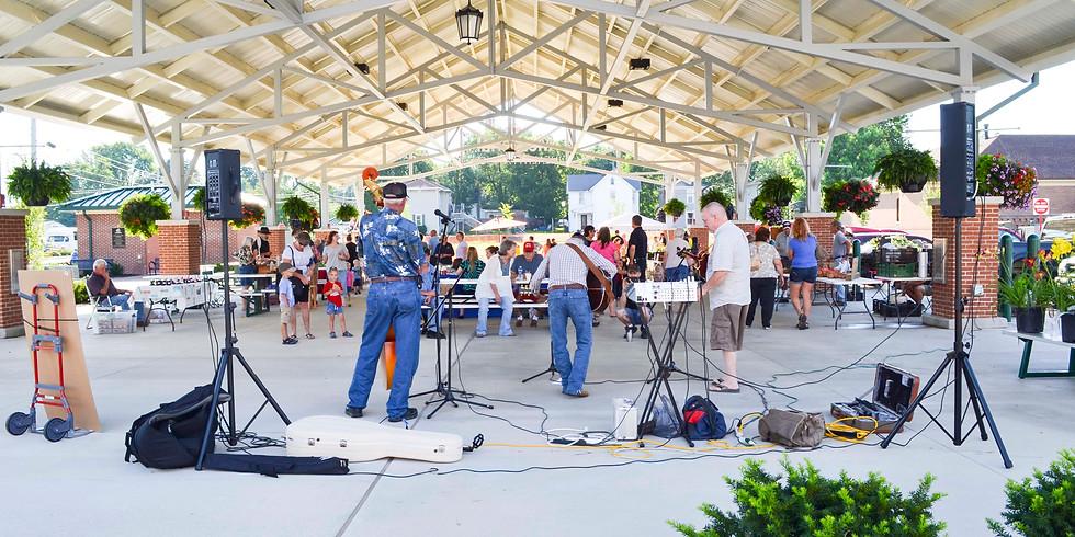Farmers Market Opening Day Marysville Location Saturdays