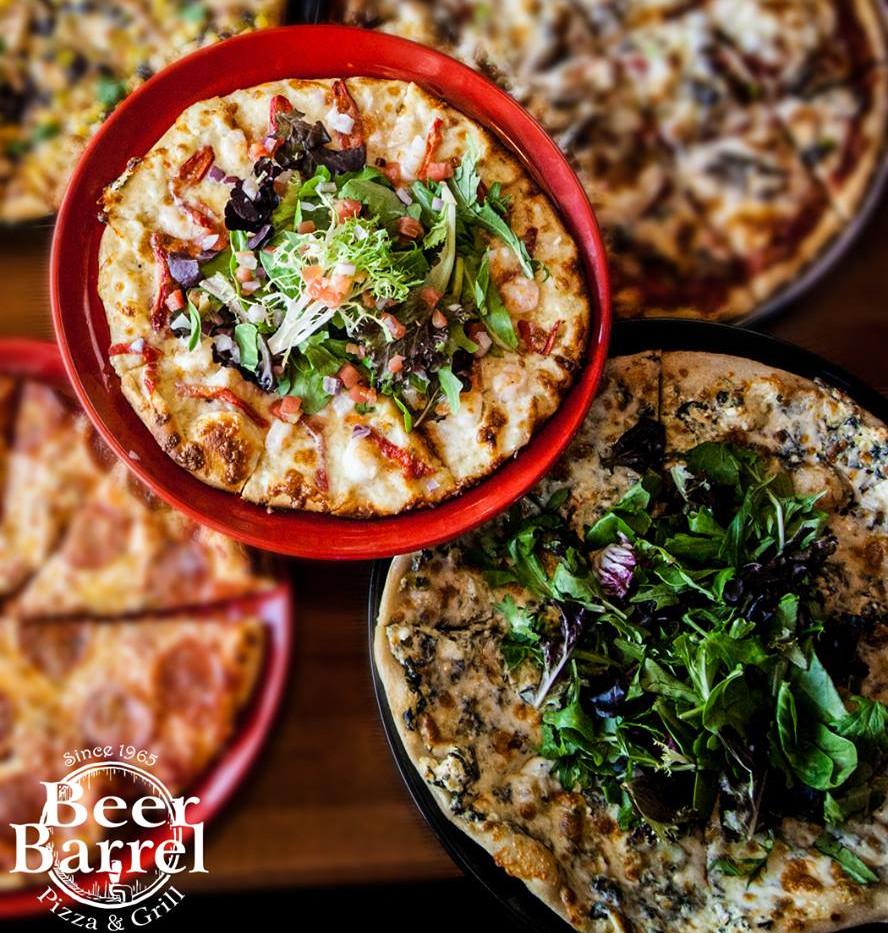 Beer Barrel Pizza