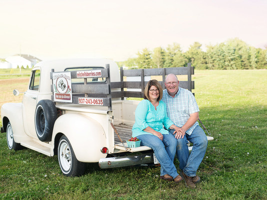 Mitchell's Berries: A Back-to-the-Farm Experience